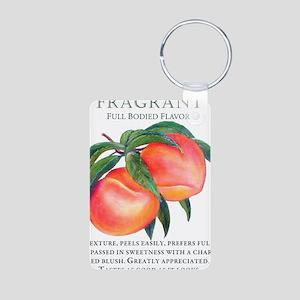 FRAGRANT copy Aluminum Photo Keychain