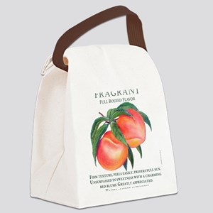 FRAGRANT copy Canvas Lunch Bag