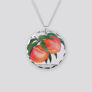 FRAGRANT copy Necklace Circle Charm