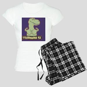 t-pex-CRD Women's Light Pajamas