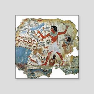 """Egypt-2 Square Sticker 3"""" x 3"""""""