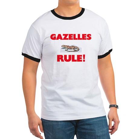 Gazelles Rule! T-Shirt
