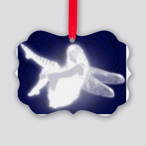 fairy-glow Picture Ornament