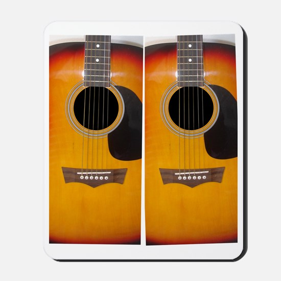 FlipFlops-Guitar Mousepad