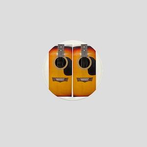 FlipFlops-Guitar Mini Button