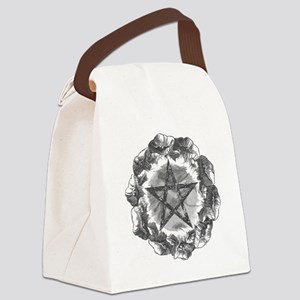 bcwc-pentacle Canvas Lunch Bag