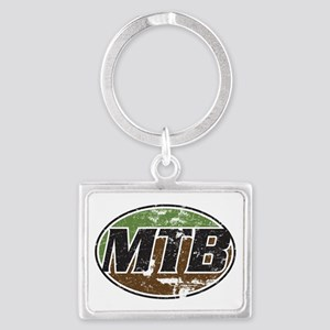 MTB lite Landscape Keychain