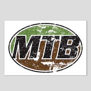 MTB lite Postcards (Package of 8)