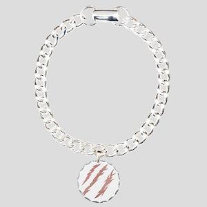 slash Charm Bracelet, One Charm