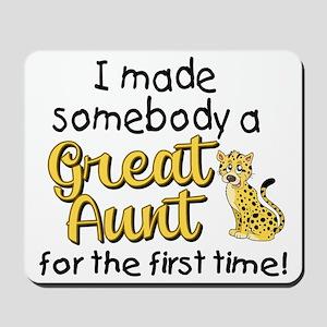 great aunt Mousepad