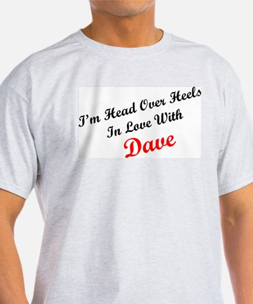 In Love with Dave T-Shirt