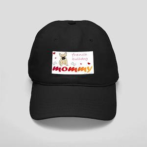 FrenchBulldogFawnMommy Black Cap
