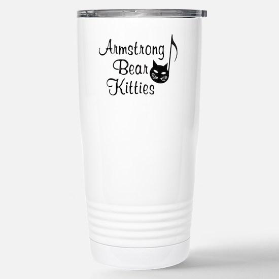bearkitty Stainless Steel Travel Mug