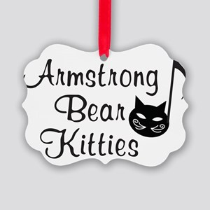 bearkitty Picture Ornament