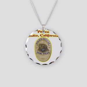 indiopd Necklace Circle Charm