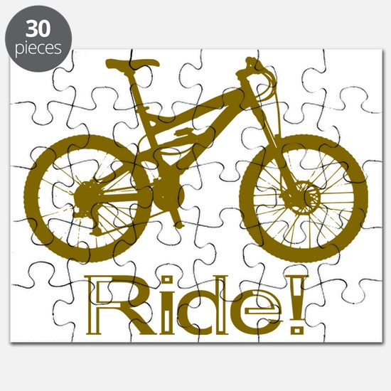 MTB-Ride-Brown Puzzle