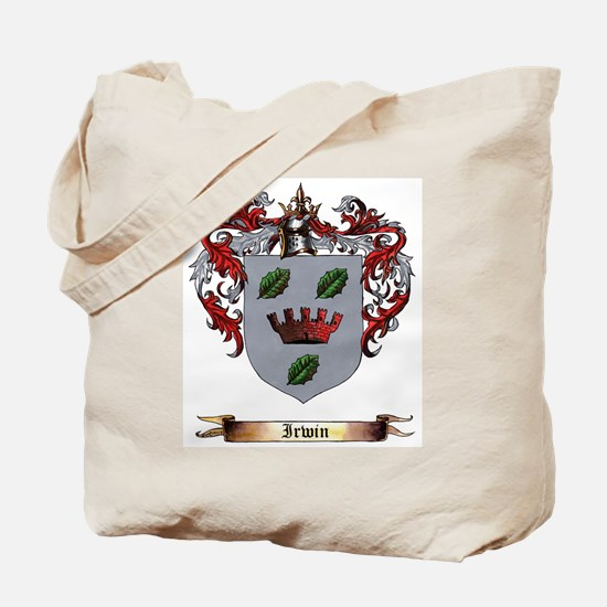 Irwin Tote Bag