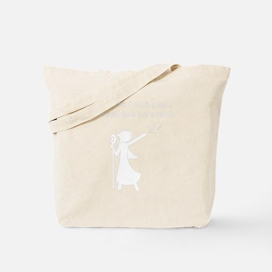 MyAvatar-White Tote Bag