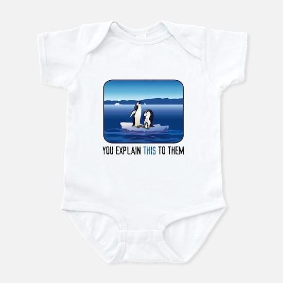 Arctic Penguins Infant Bodysuit