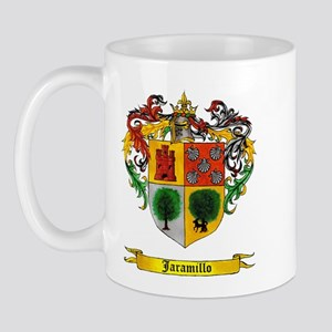 Jaramillo Shield of Arms Mug