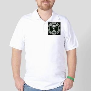 polo-black-logo2 Golf Shirt