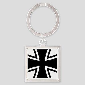 Bundeswehr_Logo Square Keychain