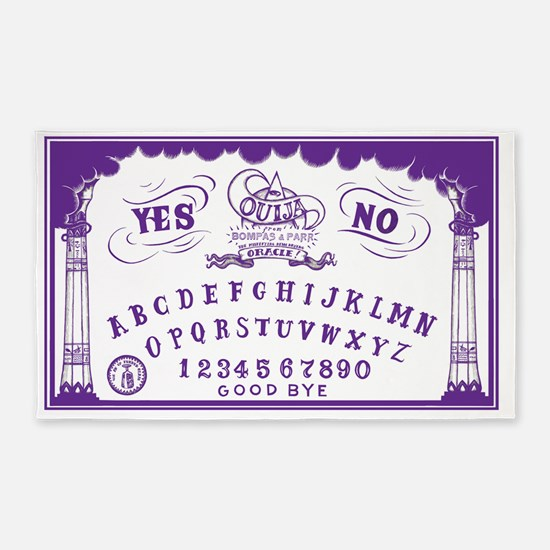 bompas-and-parr-ouija-board-tea-tow 3'x5' Area Rug