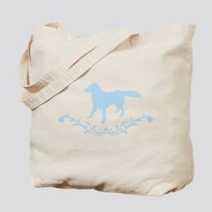 Flat-Coated Retriever Tote Bag