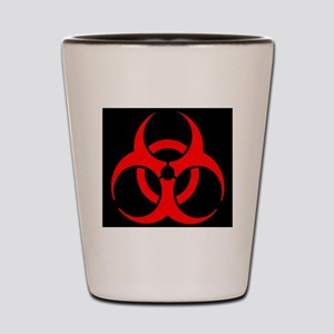 bio-hazardsymbolT1 Shot Glass