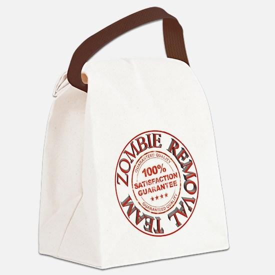 ZRT2 guarantee Canvas Lunch Bag