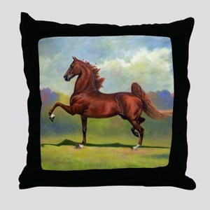 WGC. Skywatch Throw Pillow