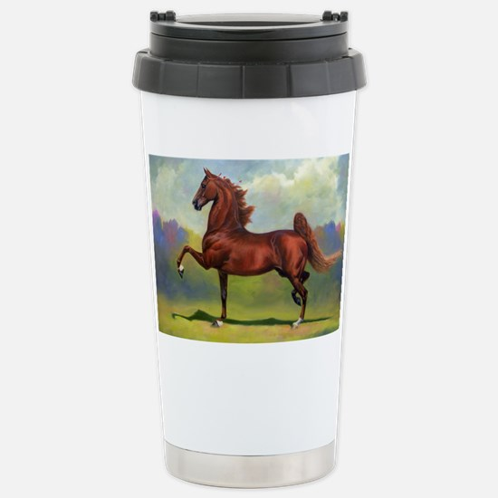 WGC. Skywatch Stainless Steel Travel Mug