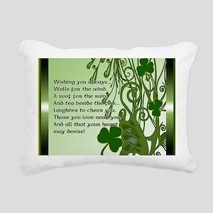 WISHING-YOU-ALWAYS-STADI Rectangular Canvas Pillow