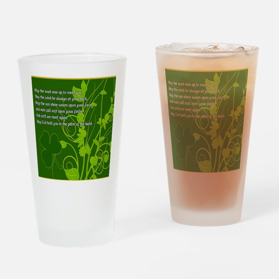 MAY-THE-ROAD-RISE-TO-MEET-YOU-STADI Drinking Glass