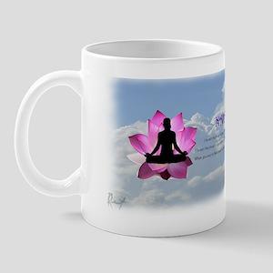 Flower_Sun_Cloud Mug