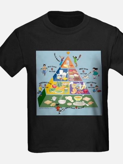 kids_food_pyramid.jpg T-Shirt