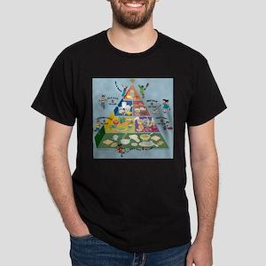 kids_food_pyramid T-Shirt