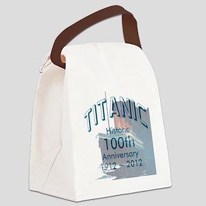 Titanic-3 Canvas Lunch Bag