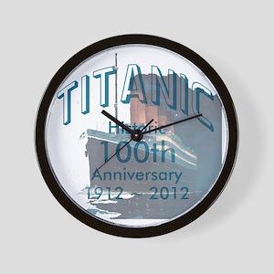 Titanic-3 Wall Clock