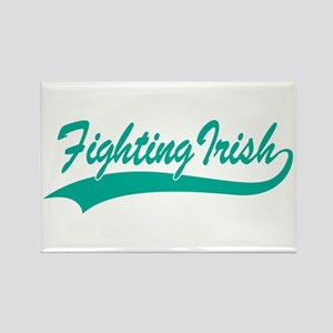 Fighting Irish Rectangle Magnet