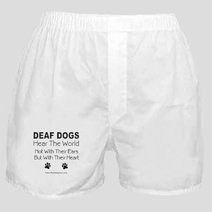 Hear The World Boxer Shorts