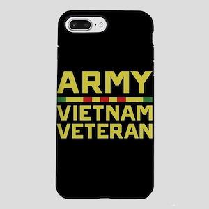 Army Vietnam Veteran iPhone 7 Plus Tough Case