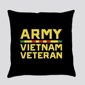 Army Vietnam Veteran Everyday Pillow