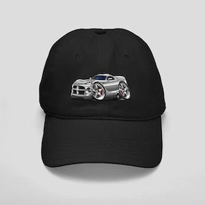 1996-2004 Viper GTS Grey Car Black Cap