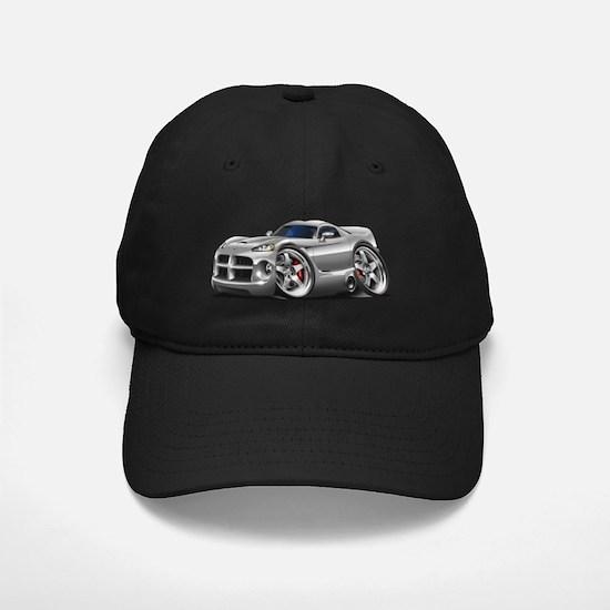 1996-2004 Viper GTS Grey Car Baseball Hat