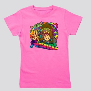 PSYCHEDELIC-PEACE Girl's Tee