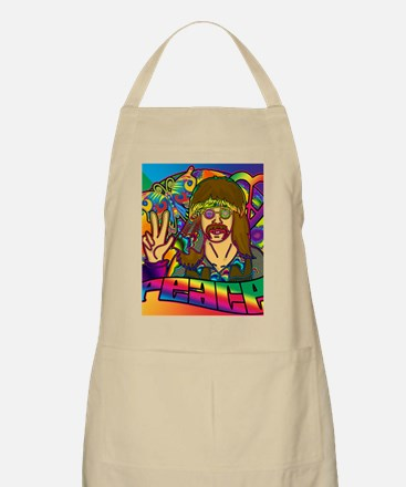 PSYCHEDELIC-PEACE-STADIUM-BLANKET Apron