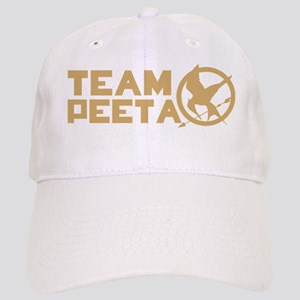 team peeta solid mockingjay Cap