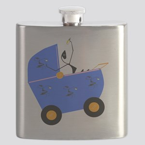 Baby Carriage copy 2 Flask