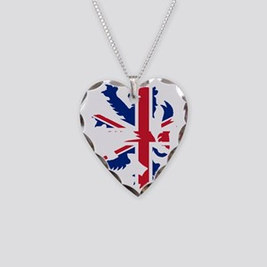 LionRampant23 Necklace Heart Charm